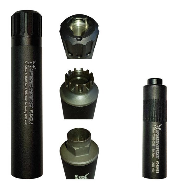 LOGO_Suppressor for 9x19mm