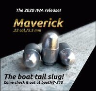LOGO_Maverick .22 cal/5.5 mm