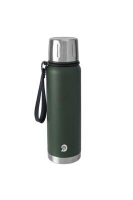LOGO_Origin Outdoors Isolierflasche 'RockSteel' 0,75 L oliv