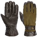 LOGO_9497222-65 - Gloves Goat Nappa/Waxed Cotton
