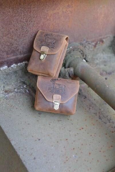 LOGO_Vintage Outdoor Gürteltasche Stag 3