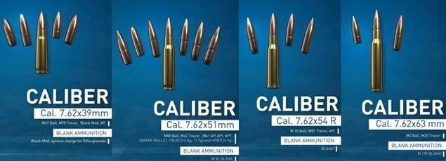 LOGO_Cal. 7.62x39 mm; 7.62x51 mm; 7.62x54R; 7.62x63 mm