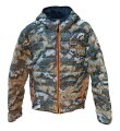 LOGO_Down jacket Ibex camo