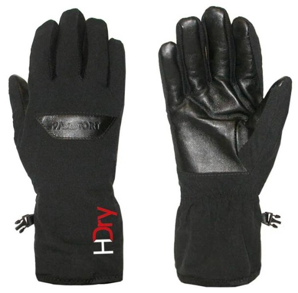 LOGO_Hdry Total Waterproof glove