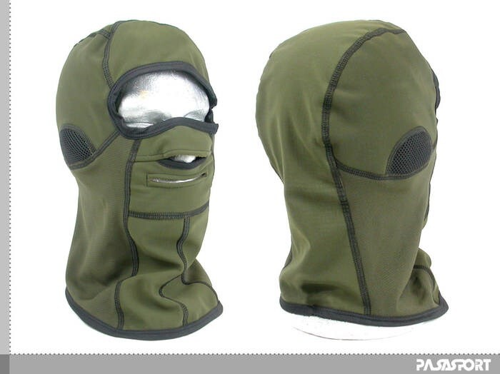 LOGO_Tech Balaclava with hear opening