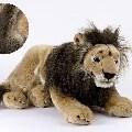 LOGO_Lion plush