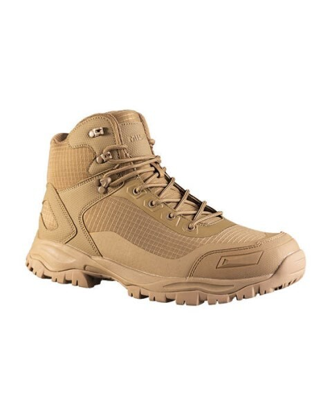 LOGO_TACTICAL BOOT LIGHTWEIGHT COYOTE