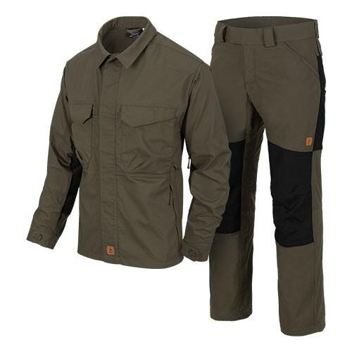 LOGO_Helikon-Tex Woodsman Shirt & Pants