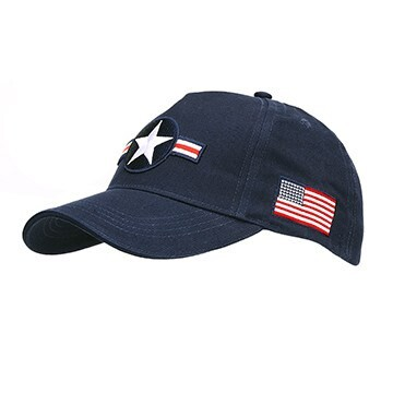 LOGO_Military Baseball Caps