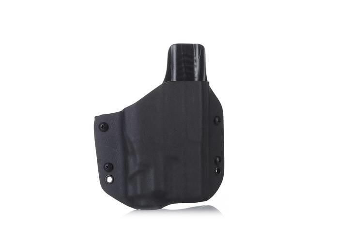 LOGO_C901 L 2021 -Compact Pancake OWB Kydex Holster for Gun with Light