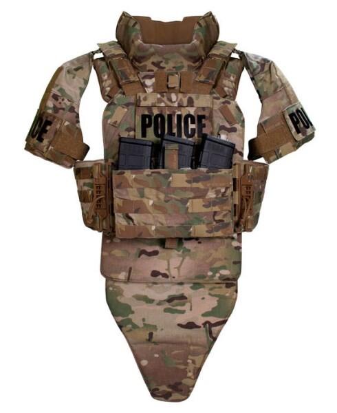 LOGO_Special Response Vest (SRV)