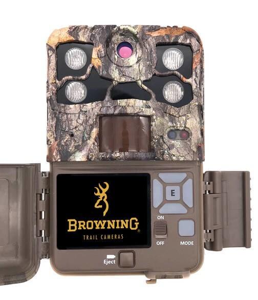 LOGO_Browning Trail Kameras Recon Force Elite HP4