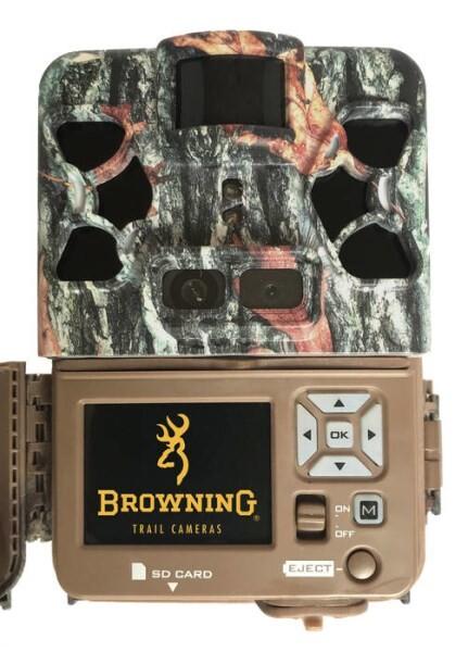 LOGO_Browning Trail Kameras Patriot