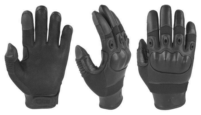 LOGO_KinetiXx X-THOR - protective tactical glove