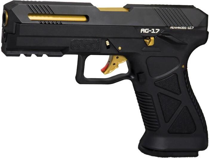 LOGO_HFC HG-182 AG17 Airsoft Pistol