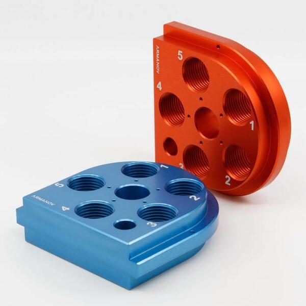 LOGO_ToolHead Free-Float, Zero-Play for Dillon XL650 - XL750