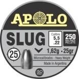 LOGO_Slug .22 - 25 grains