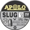 LOGO_Slug .22 - 28 grains