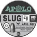 LOGO_Slug .25 - 33 grains