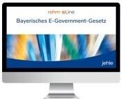 LOGO_Praxishandbuch zum Bayerischen E-Government-Gesetz online