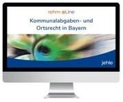 LOGO_Kommunalabgaben- und Ortsrecht in Bayern online