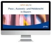 LOGO_Pass-, Ausweis- und Melderecht in Bayern online