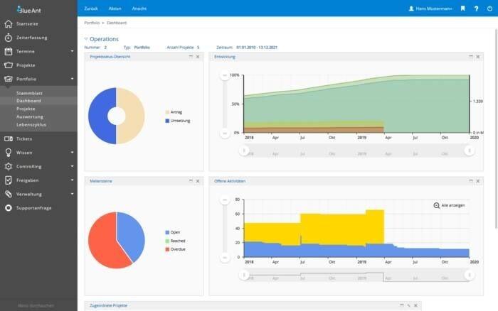 LOGO_Blue Ant - Multi-Projektmanagement-Software