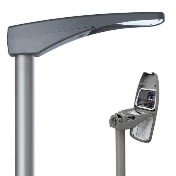 LOGO_48...VARIO - LED-Außenleuchte mit variabel einstellbarem Lichtstrom