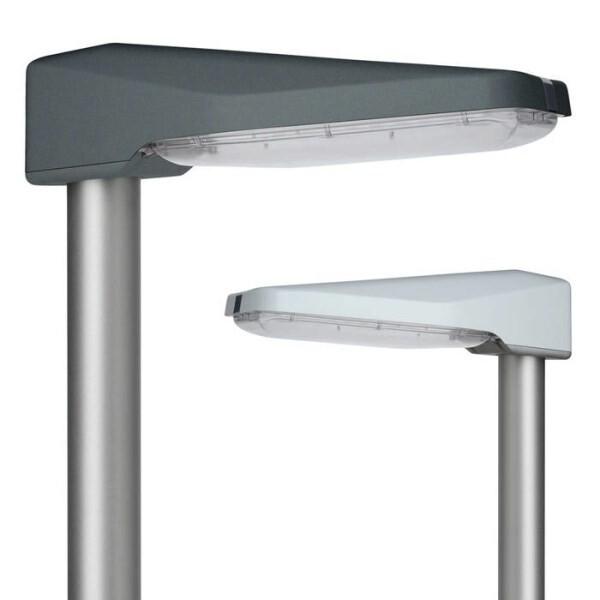 LOGO_FILOS VARIO - LED-Außenleuchte mit variabel einstellbarem Lichtstrom Baureihe 42... VARIO