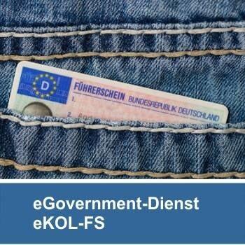 LOGO_eKOL-FS eGovernment-Dienst Fahrerlaubnisse
