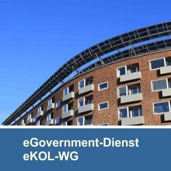 LOGO_eKOL-WG eGovernment-Dienst Wohngeld