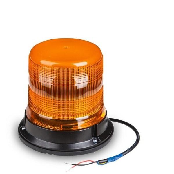 LOGO_LED-Kennleuchte gelb 10-30V Festeinbau