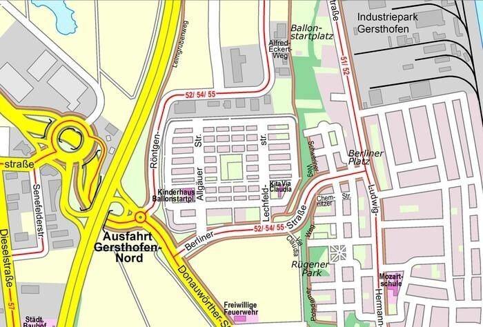 LOGO_GIS-basierte Stadtplanerstellung