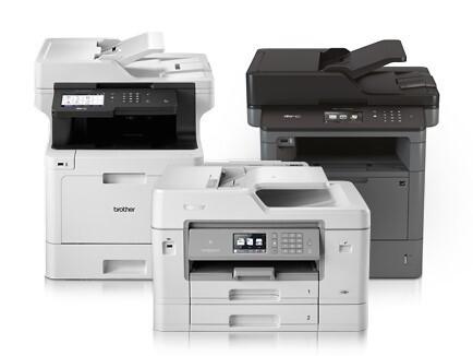 LOGO_Multifunktionsdrucker von Brother