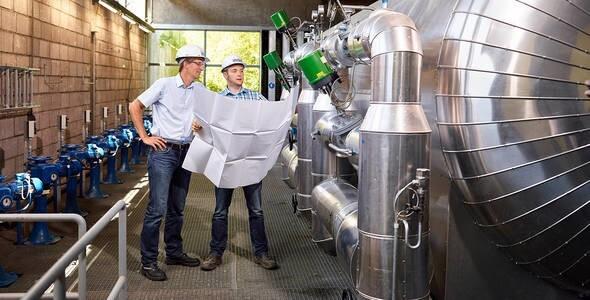 LOGO_Dezentrale Energieversorgung & Contracting & Mobile Energiezentralen