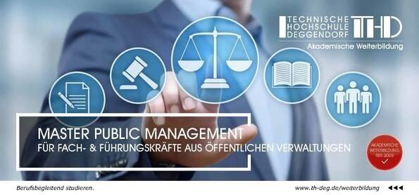 LOGO_Master Public Management (berufsbegleitend), M.A.