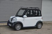LOGO_ARI 804 Elektroauto für vier Personen