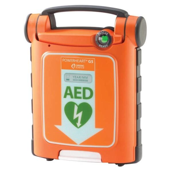 LOGO_Powerheart G5 AED