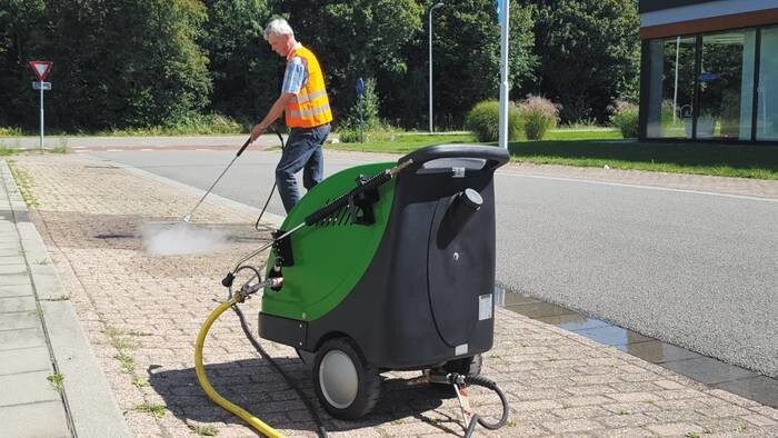 LOGO_BioMant Mini Heißwassergerät zur Wildkrautbeseitigung / Unkrautbekämpfung