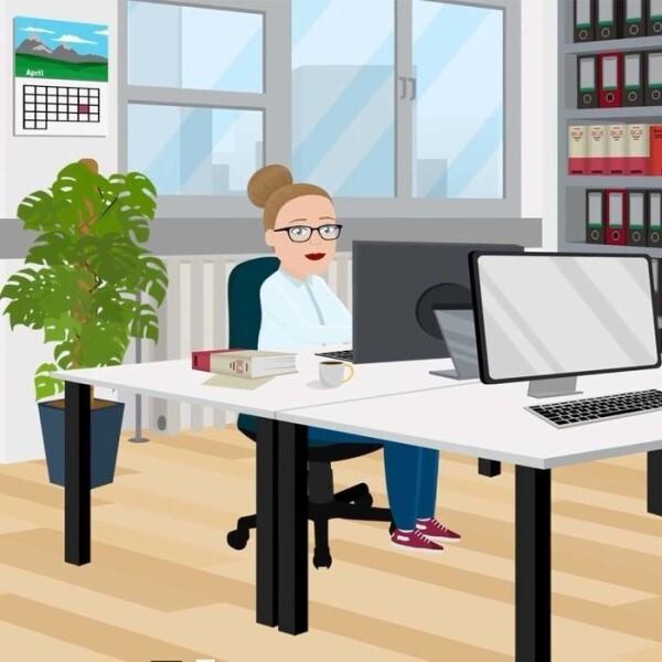 LOGO_E-Learning-Kurs Datenschutz in der Kommunalverwaltung