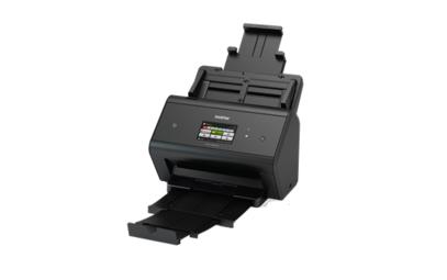 LOGO_ADS-3600W – Duplex-Scanner mit LAN, WLAN und professionellem ABBYY Software-Paket