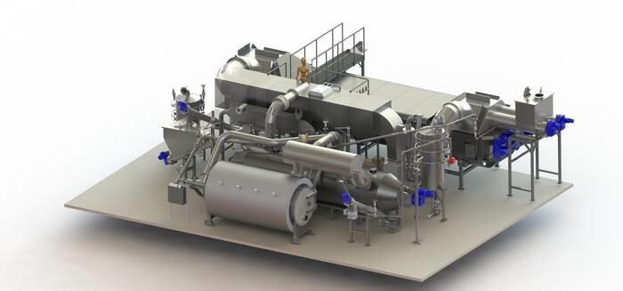 LOGO_Kombinierter Dampftrockner und Pyrolyseeinheit