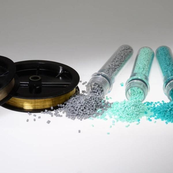 LOGO_Compounds, Polymere und Edelmetalllegierungen