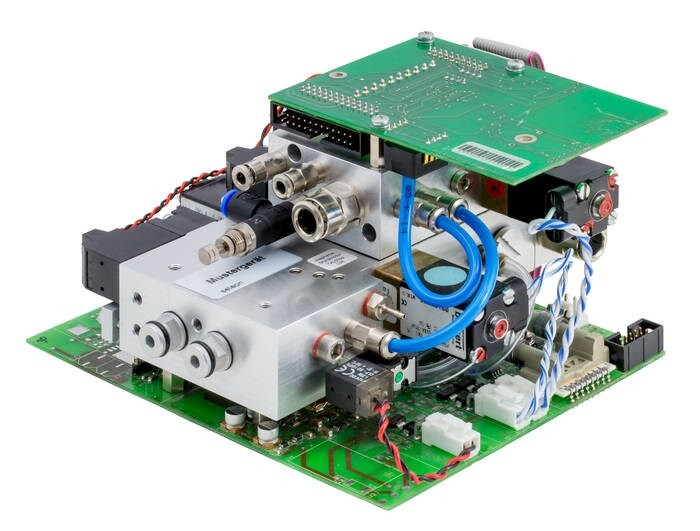LOGO_Digital gas mixer for ventilation and anaesthesia equipment