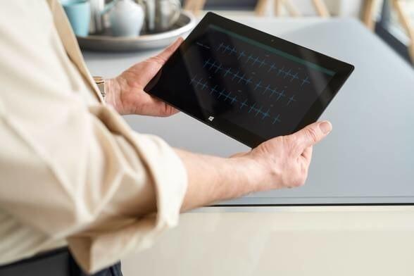 LOGO_Textiles Mehrkanal-EKG für den mobilen Einsatz
