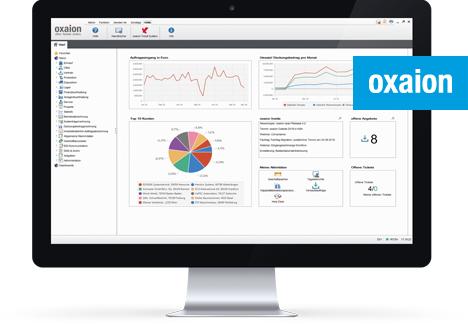 LOGO_Das ERP-System von oxaion