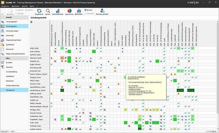LOGO_Qualify.Net - Schulungsmanagement / E-Learning