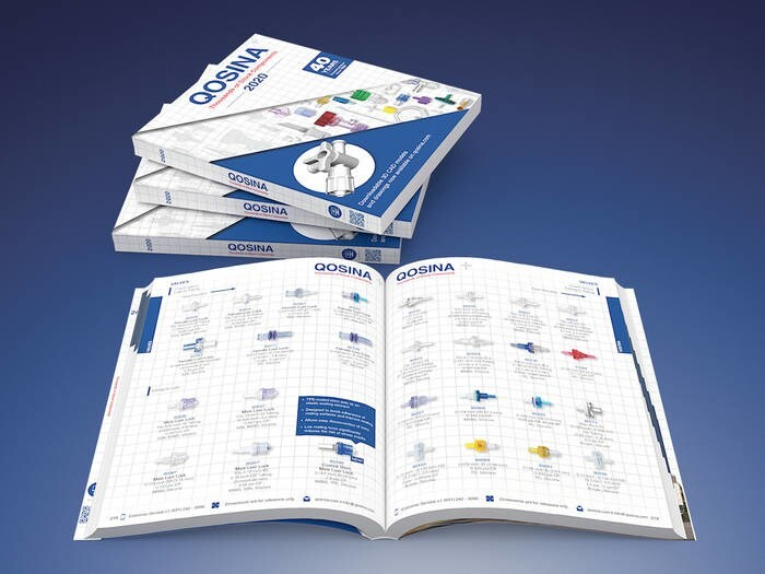 LOGO_Qosina Releases 40th Anniversary Issue of Its Product Catalog