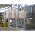 LOGO_Big bag dischargers and sack tip cabinets, screw feeders and aeromechanical conveyors