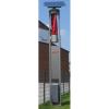 LOGO_Mast mit Leuchte und kombinierter Energiegewinnung